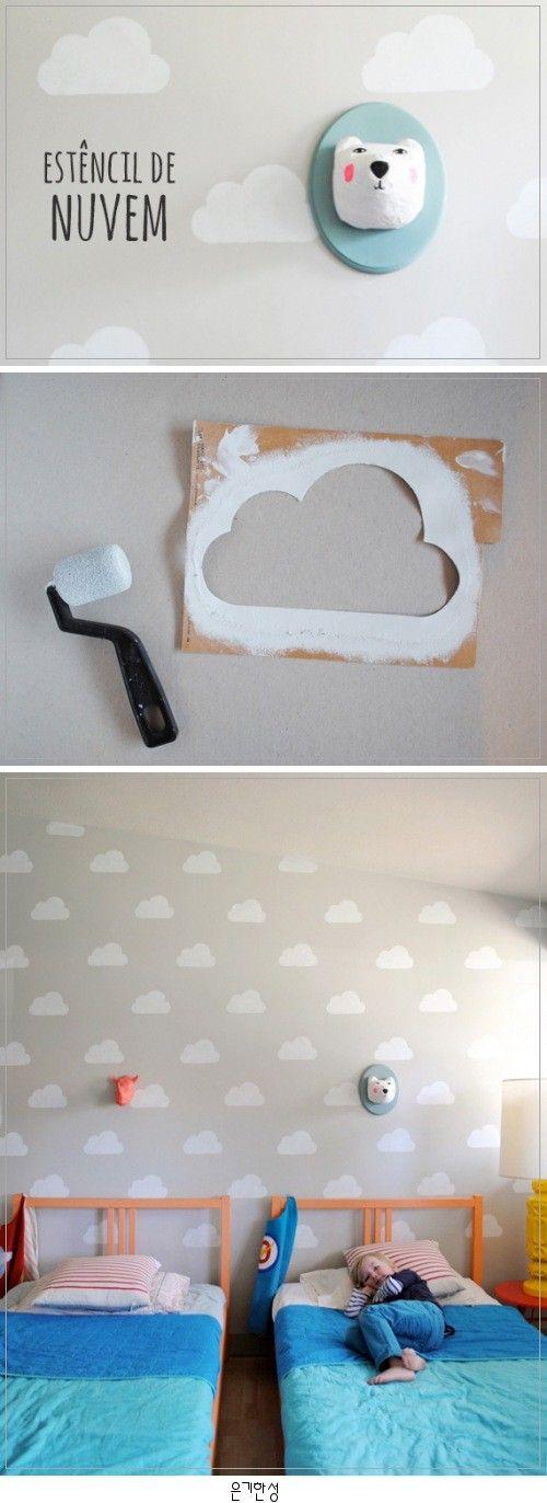 pochoir-nuage-deco