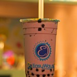 Bubble tea taro (Easy Way)