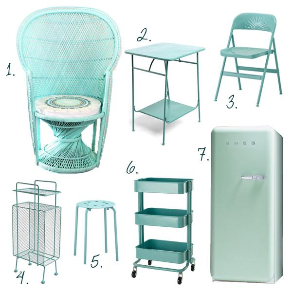 meubles-vert-d-eau-ikea-smeg-urban-outfitters-fauteuil-emmanuelle-ecrit