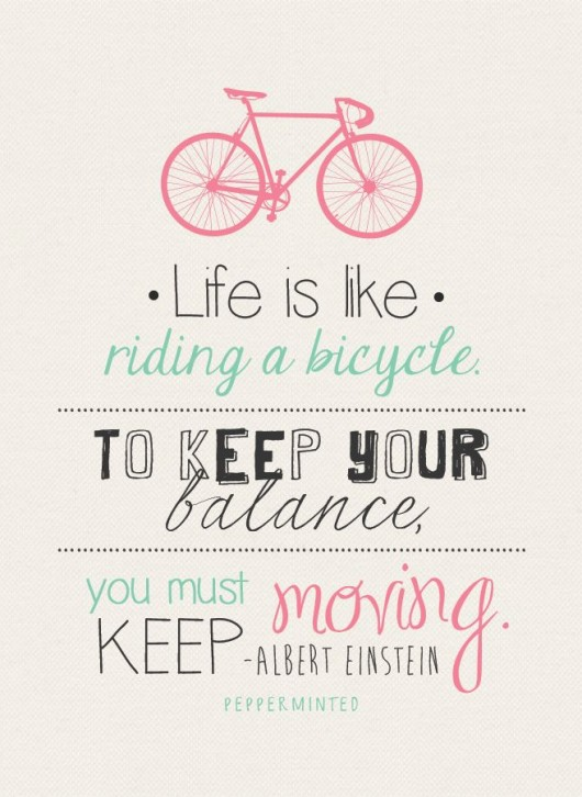 life-is-like-riding-a-bicycle-einstein