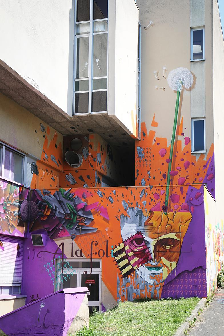 street art anamorphose