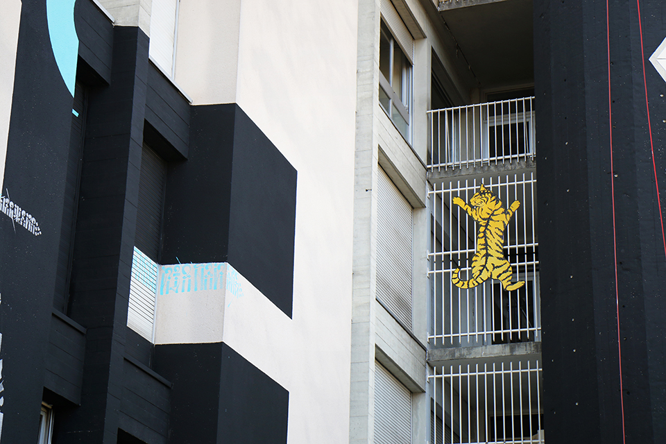 Street Art Lagny sur Marne