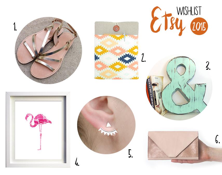 Wishlist Etsy 2015