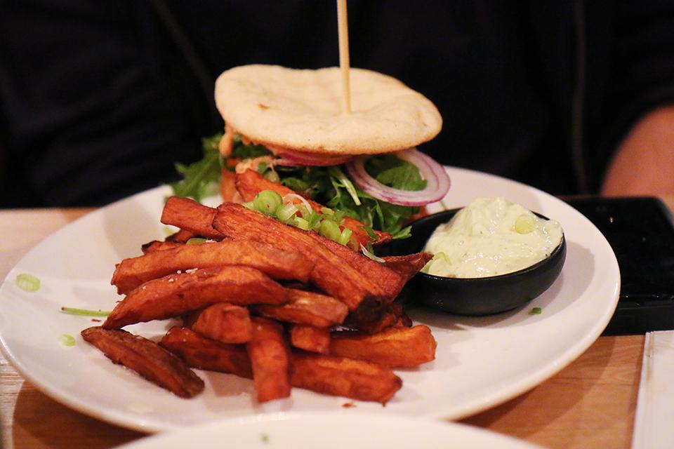mildreds-londres-burger-vegetarien