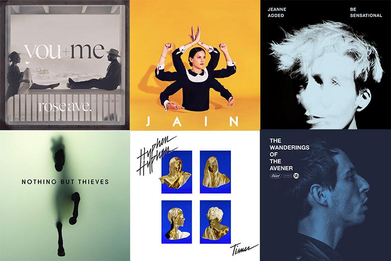 albums préférés 2016