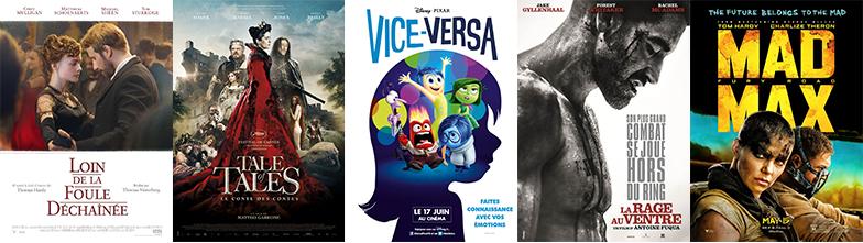 films préférés 2016