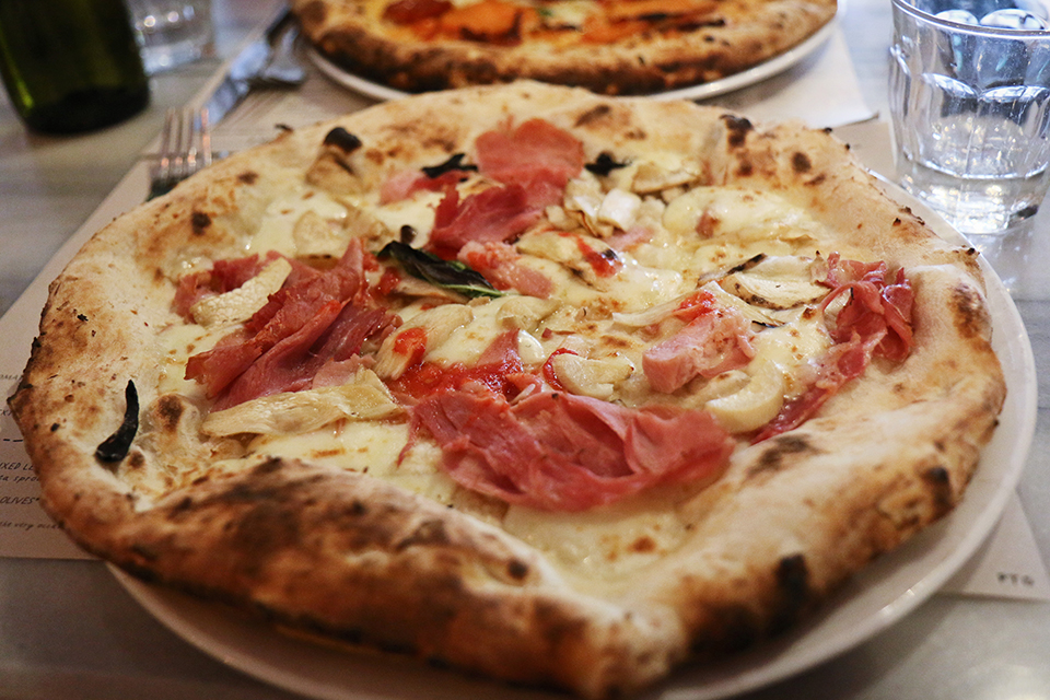 Franco Manca Pizza Londres