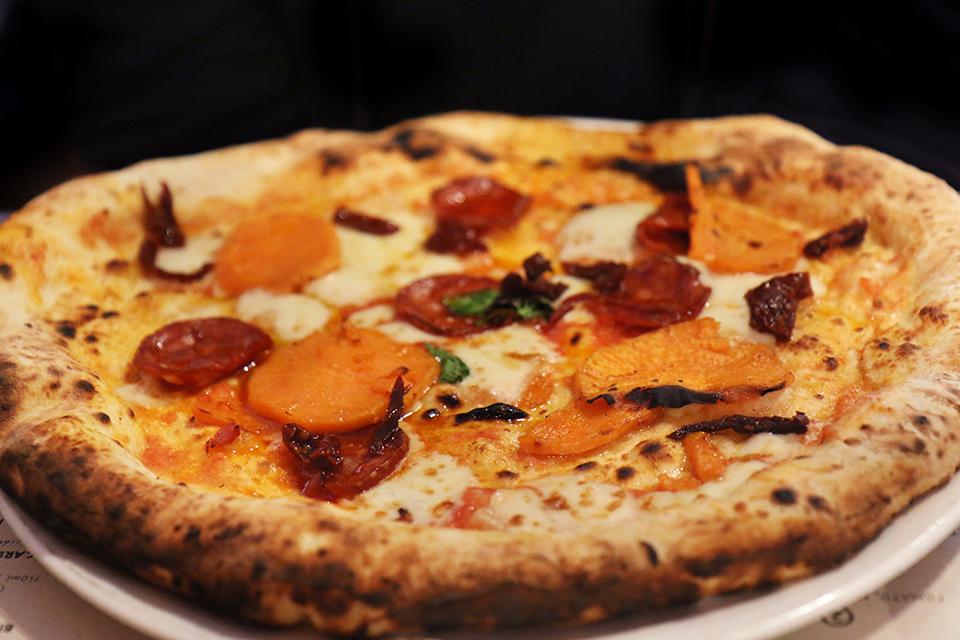 Franco Manca Pizza Londres