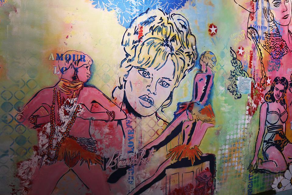 Expo street art Malakoff