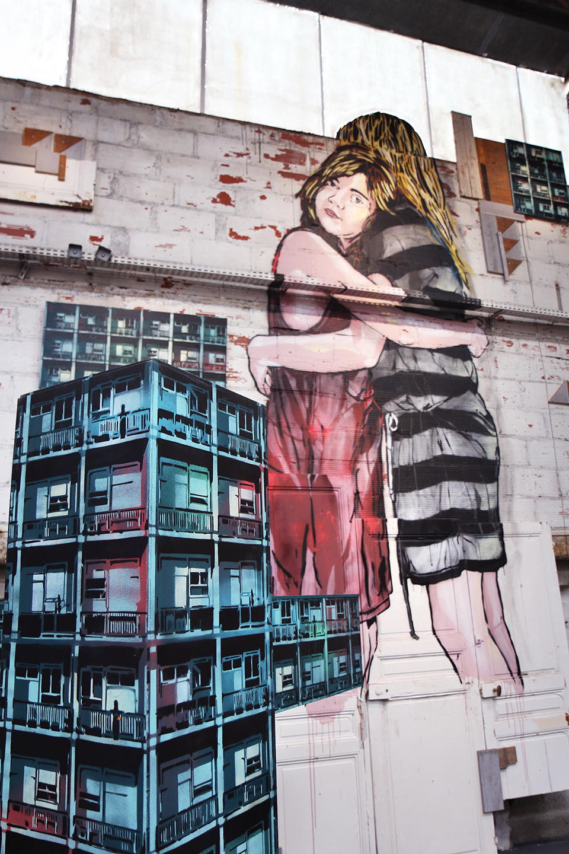 Expo street art Malakoff Jana Js