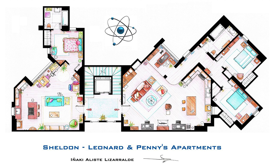 appart-plan-sheldon-leonard-penny