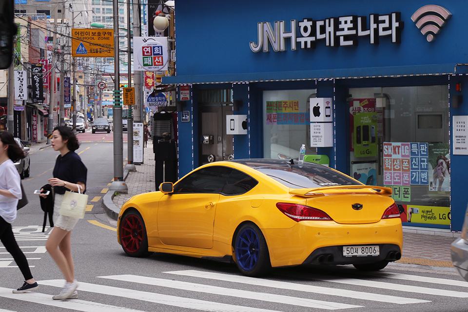 coree busan haeundae
