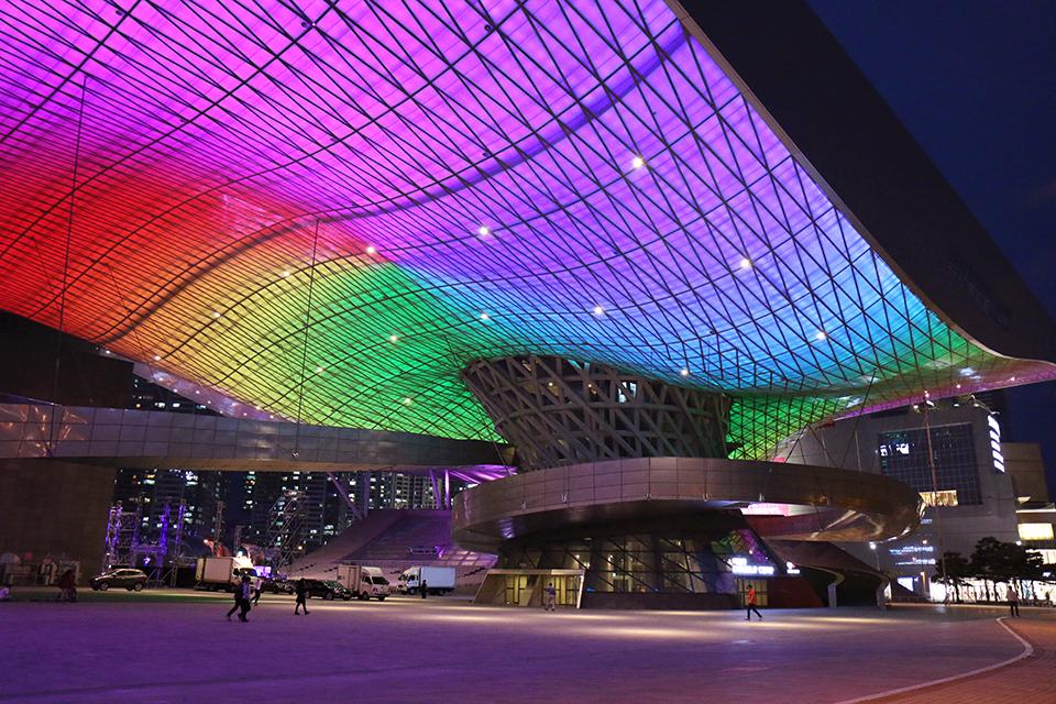 coree busan cinema center