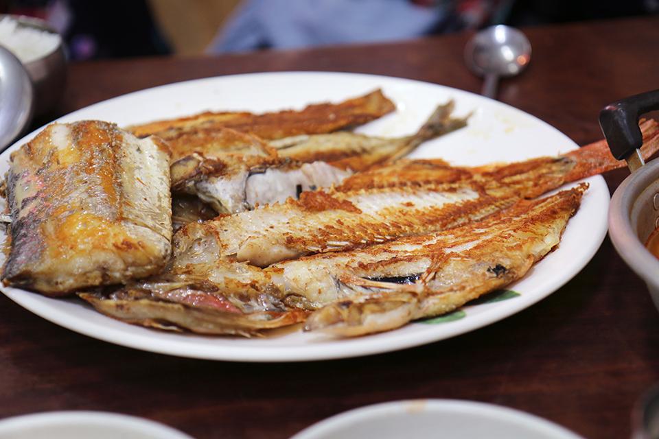 Jagalchi Fish Market Busan