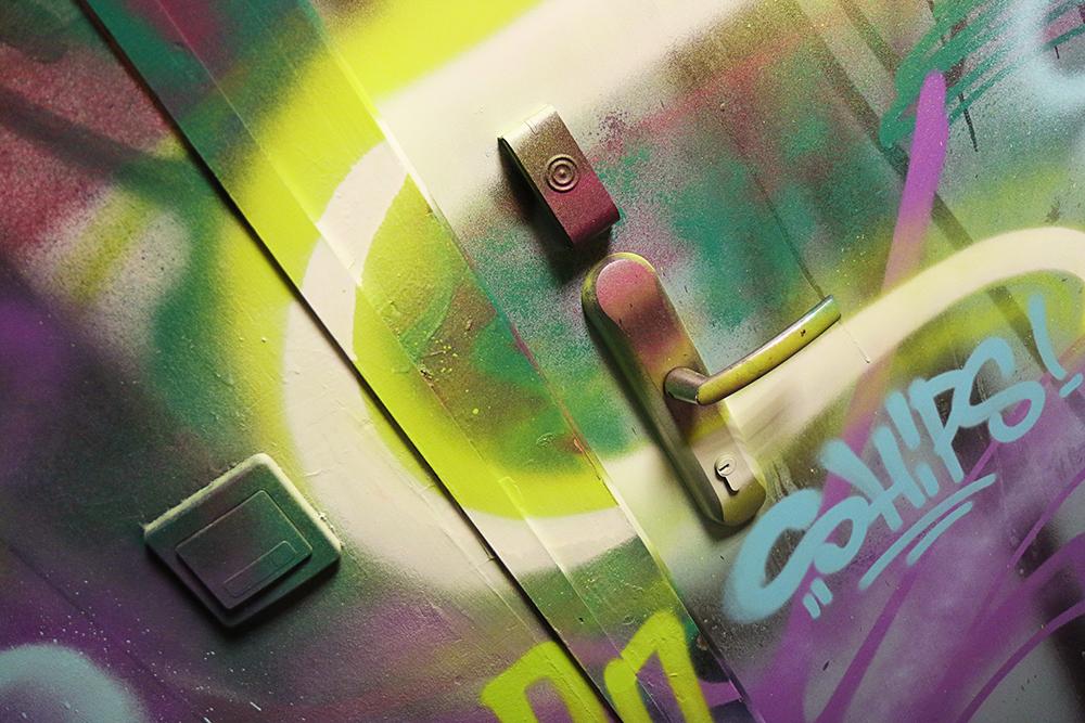 Expo street art Rehab#2